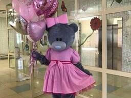 Ростовая кукла мишка тедди для праздника