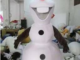 Ростовая кукла Снеговик Олов из к/ф Эльза Холодное Сердце