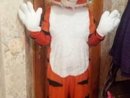 Пошив ростовых кукол под заказ, ростовая кукла тигр
