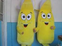 Ростовые куклы фрукты и овощи под заказ