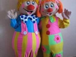 Ростовые куклы Клоуны украшение любого праздника
