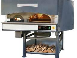 Ротационная печь для пиццы комбинированная. ..