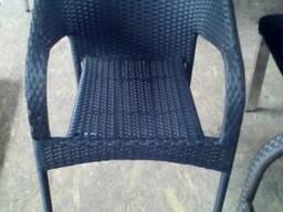 Ротанговая мебель б/у, стулья из ротанга б/у, кресло ротанго