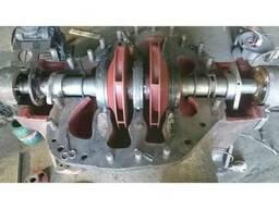 Ротор насоса ЦН 400-105, ЦН 400-210, ЦН 1000-180