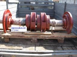 Ротор насоса СД450/95*2, ротор насоса ФГ540/95*2