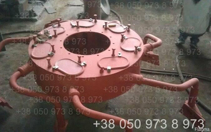 Ротор в сборе к бетоносмесителю СБ-138Б