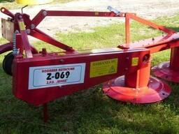 Роторная косилка навесная 1, 65 м (Wirax Z-069)