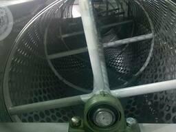 Роторный калибратор для чеснока (ореха)