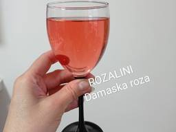 ROZALINI - Королевский напиток из Дамасской розы