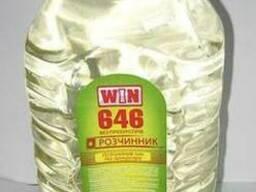 Розчинник 646 без прекурсорів
