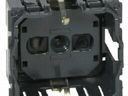 Розетка электрическая 2К+З (16А, 250В, винтовые клеммы...