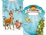 Рождественская упаковка для конфет - фото 7
