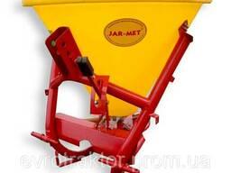 Розкидач для мінеральних добрив Jar-Met на 500 кг