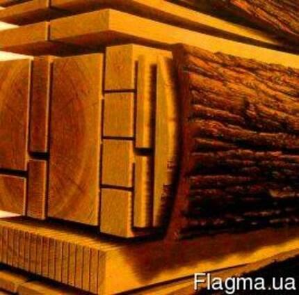 Распиловка древесины на обрезную и не обрезную