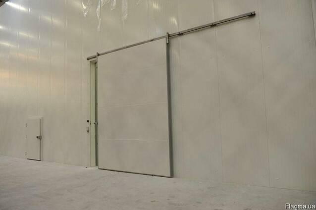 Двері морозильні відсувні
