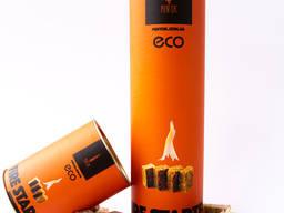 Розжиг для костра - 100 шт ЭКО ( Medium ) горит до 10 минут