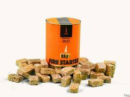 Розжиг для костра, камина, печи, котла - 30 шт ( ЭКО )