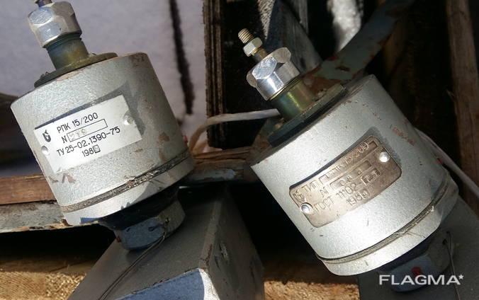 Для электростанций РПК15/200 клапан разрешающий