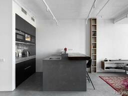 РСК АЛЬБА создаст дизайн и выполнит ремонт в апартаментах.