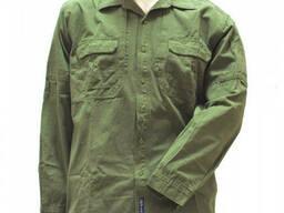 Рубашка 5. 11 реплика длинный рукав олива