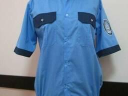 Рубашка форменная под заказ