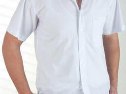 Рубашка мужская классическая,корпоративная
