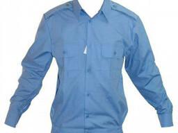 Рубашка МВД повседневная с длинным рукавом