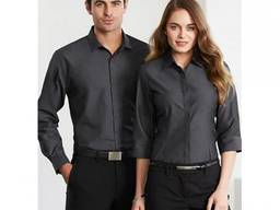 Рубашка официанта чёрная