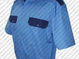 Рубашка для охранных структур, Винница