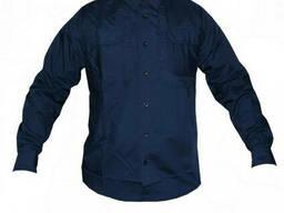 Рубашка Полиция синяя
