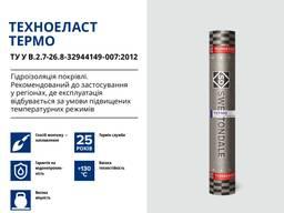 Рубероид еврорубероид Тезнониколь техноэласт экп эпп - фото 2
