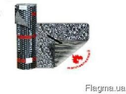 Рубероид ТехноНиколь Стеклоизол ХКП 3, 5 посыпка сланец серый