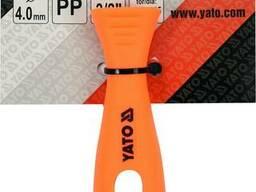 Ручка для напильника YT-85025 поліпропіленова YATO Ø4 мм
