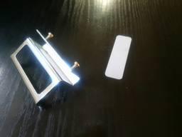 Ручка для скляних фасадів