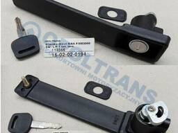 Ручка дверная MAN F / M / ME / L / LE с ключами