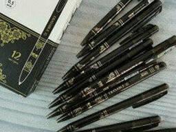 Ручка гелевая Neo Line 0, 5 мм Пиши вытирает черная арт. .. .