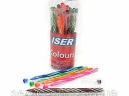"""Ручка гелевая """"Wiser"""" Colours 0, 6мм (банка / 30шт, корпус. .."""