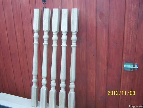 Ручки деревянные для инструмента,балясины и др.