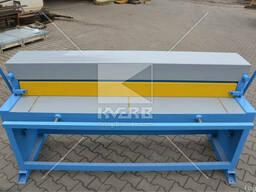 Гильотинные ножницы для тонколистового металла Mazanek GR