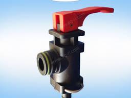 Ручний клапан секції 464402.15 регулятора Arag