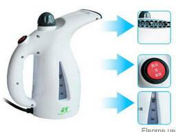 Ручний відпарювач для одягу RZ-608 - зволожує, очищає, розгл