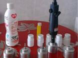 Ручной пневматический станок для закрутки крышек на бутылки - фото 1
