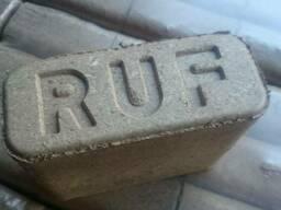 RUF топливные древесные брикеты из дуба