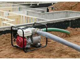 Рукав ПВХ для мотопомпы PVC Wasser-SE DN 50,75