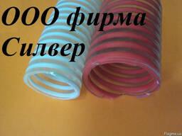 Рукав ПВХ с пластиковой спиралью