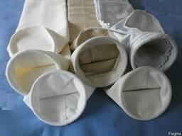 Рукава фильтровальные, ткань аэрожелобная