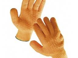 Рукавички з еластичною манжетою для захисту від механічних ризиків