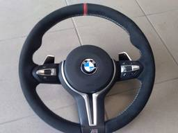 Руль BMW f10 ORG и алькантара