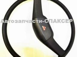 Руль колесо рулевое КАМАЗ-ЕВРО в сборе (тонкое)