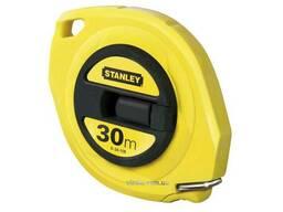"""Рулетка сталева Stanley """"LongTape"""" 30 м x 9.5 мм"""